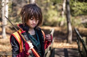Okita Souji from Hakuouki Shinsengumi Kitan worn by chibi_flora