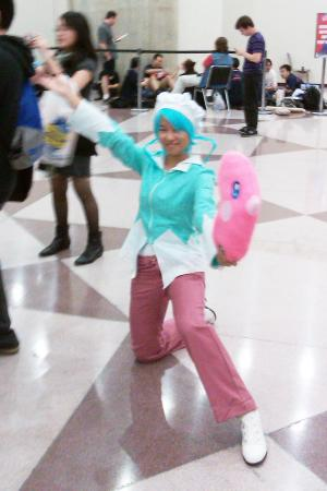 Wallace / Mikuri from Pokemon worn by chibi_flora