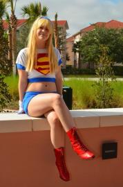 Supergirl from DC Comics worn by SarahBoo