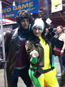 Rogue from X-Men worn by Acey