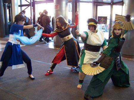 Katara from Avatar: The Last Airbender worn by Han-pan