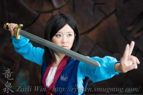 Mulan from Mulan worn by Koori Tsuki