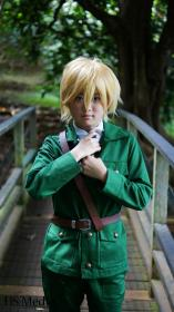 UK / England / Arthur Kirkland from Axis Powers Hetalia worn by Koori Tsuki