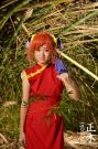Kagura from Gintama worn by Koori Tsuki