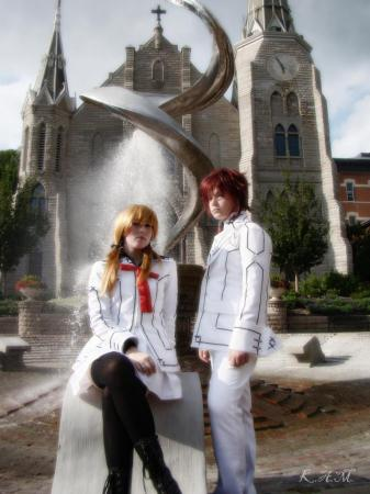Rima Tohya from Vampire Knight worn by kanne13