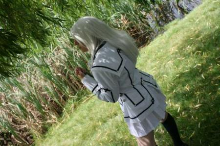Ruka Souen from Vampire Knight