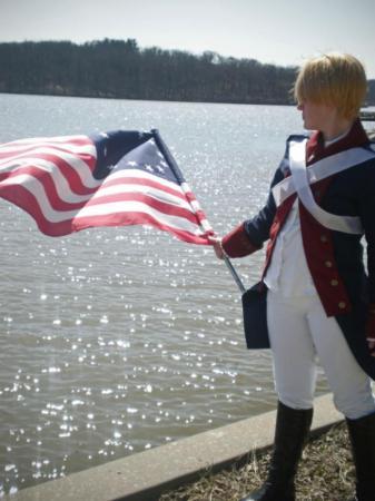 America / Alfred F. Jones from Axis Powers Hetalia