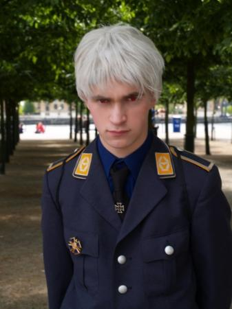 Prussia / Gilbert Weillschmidt from Axis Powers Hetalia