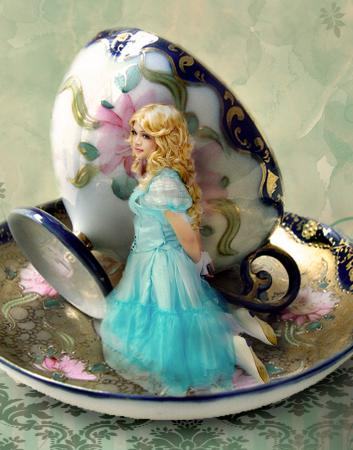 Alice from Alice in Wonderland