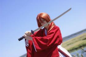 Kenshin Himura from Rurouni Kenshin worn by Bee.mo