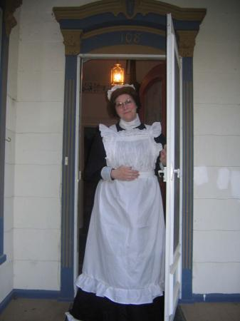 Emma from Emma - A Victorian Romance worn by Grandis