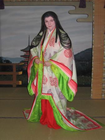 Heian Court Dress: Samurai Drama from Original:  Historical / Renaissance worn by Grandis