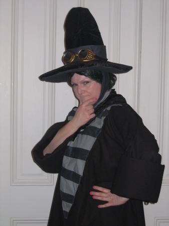 Granny Weatherwax from Discworld worn by Grandis