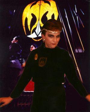 Intendant Kira from Star Trek: Deep Space Nine
