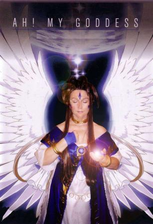 Belldandy from Ah My Goddess worn by Grandis
