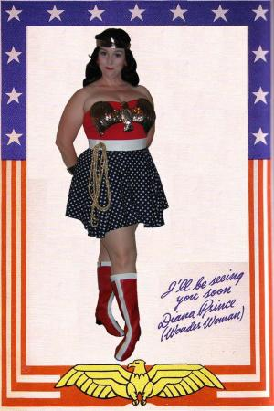 Wonder Woman from Wonder Woman worn by Grandis