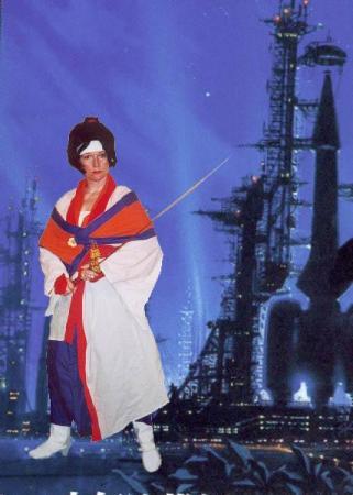 Twilight Suzuka from Outlaw Star
