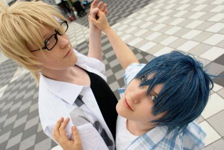 Mashiro Moritaka from Bakuman worn by Yuka