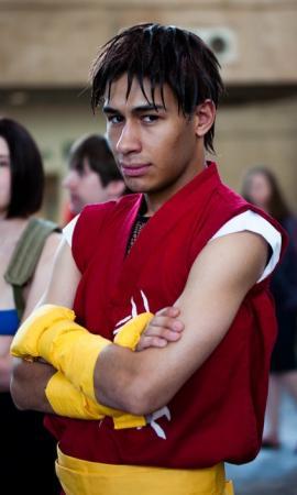 Guy from Street Fighter IV worn by Colombian_Otaku
