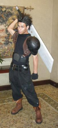 Zack from Final Fantasy VII worn by Colombian_Otaku