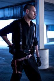 Jake Muller from Resident Evil 6