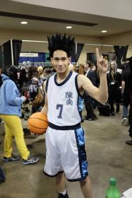 Akira Sendoh from Slam Dunk