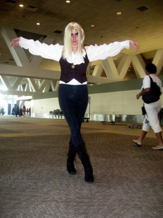 Lucius Malfoy from Harry Potter worn by flagdemoness