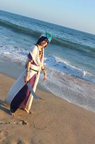 Sinbad from Magi Labyrinth of Magic