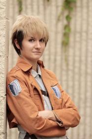 Jean Kirschtein from Attack on Titan