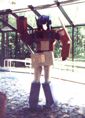 Optimus Prime from Transformers