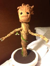 Groot from Guardians of the Galaxy worn by PatrickD
