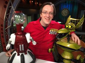 Joel Robinson from Mystery Science Theatre 3000