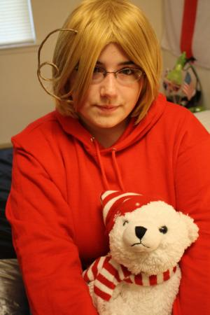 Canada / Matthew Williams from Axis Powers Hetalia worn by Haley