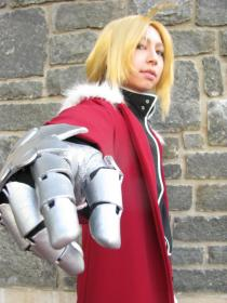 Edward Elric from FullMetal Alchemist: Brotherhood worn by Darizard