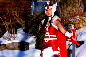 Sif from Journey Into Mystery worn by Darizard