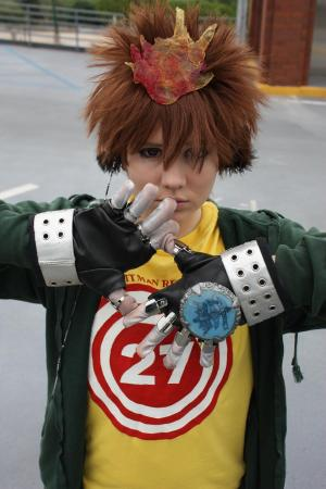Tsunayoshi Sawada from Katekyo Hitman Reborn!