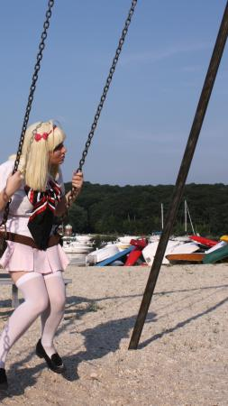 Shiemi Moriyama from Blue Exorcist worn by Bree