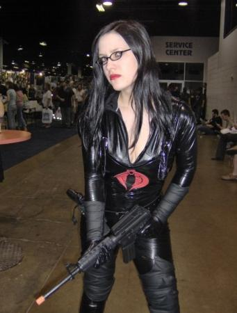Baroness from G.I. Joe worn by Ska