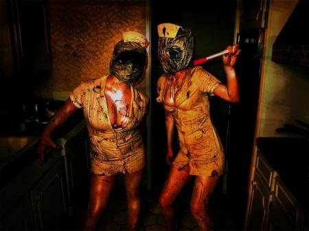 Nurse from Silent Hill: Homecoming worn by Hydra