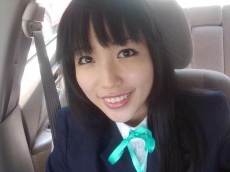 Mio Akiyama from K-ON!