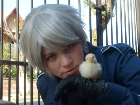 Prussia / Gilbert Weillschmidt from Axis Powers Hetalia