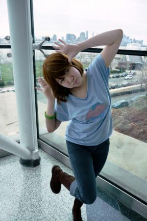 Yui Hirasawa from K-ON!! worn by Chu
