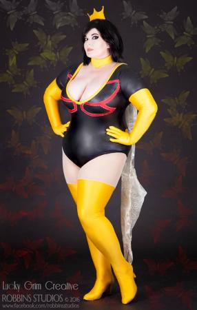 Dr. Mrs. The Monarch from Venture Bros.