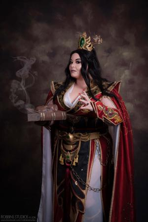 Wizard from Diablo III by Luckygrim