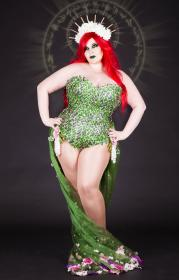 Poison Ivy from DC Comics worn by Luckygrim