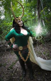 Loki from Marvel Comics worn by Luckygrim