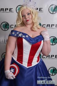 Captain America from Avengers, The worn by Luckygrim