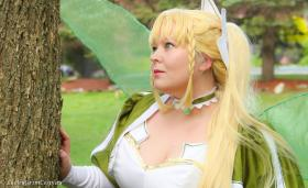 Leafa from Sword Art Online worn by Luckygrim