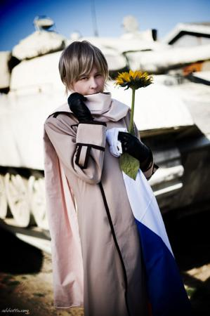 Russia / Ivan Braginski from Axis Powers Hetalia