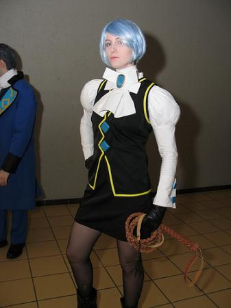 Franziska Von Karma from Phoenix Wright: Justice for All worn by Yaexrae